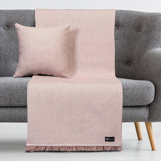Ριχτάρι Μονοθέσιο Art 8361 180x170 Μονοθέσιο Ροζ Beauty Home