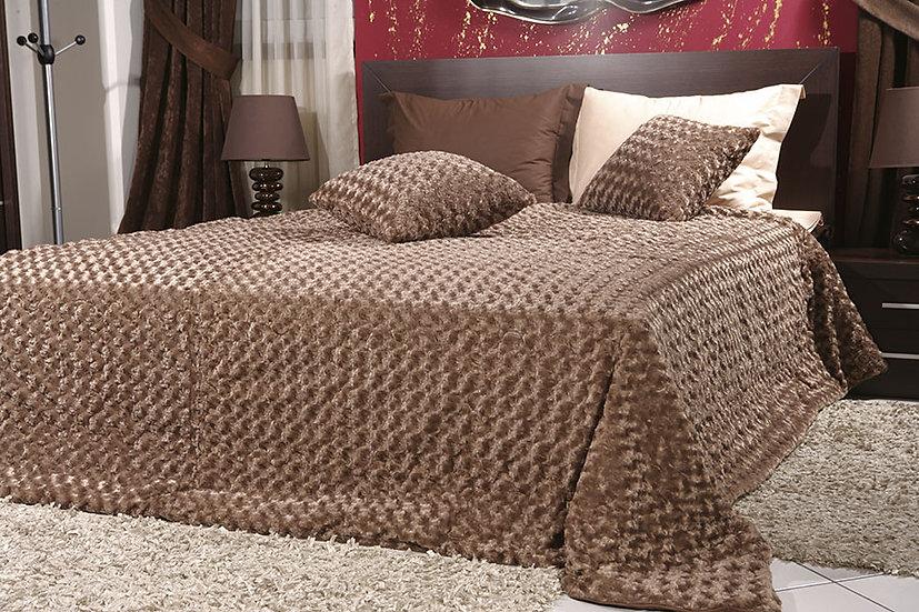 Κουβέρτα απο οικολογικη γουνα art 1309 Fernie  Beauty Home