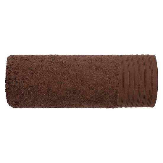 Πετσέτα μπάνιου Art 3030 σε 18 αποχρώσεις - 80x150 Καφέ Beauty Home