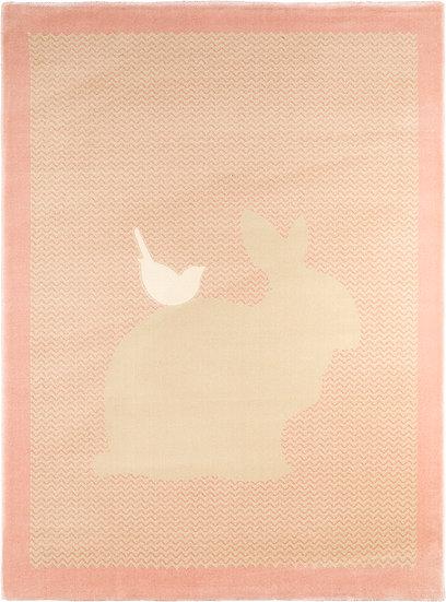 Χαλί  Saint Clair Lapin Pink