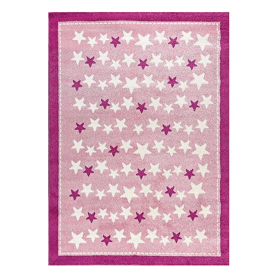 Χαλί Yolo Art 9507 Pink - 133x190 Ροζ Beauty Home