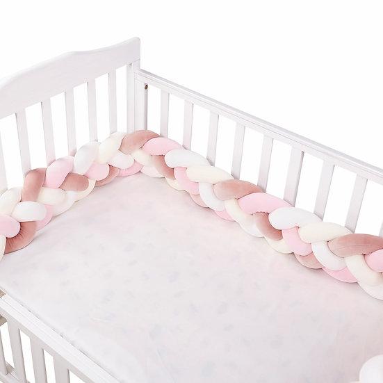 Βρεφική πάντα κούνιας Art 5173 - 18x220 - Ροζ Beauty Home