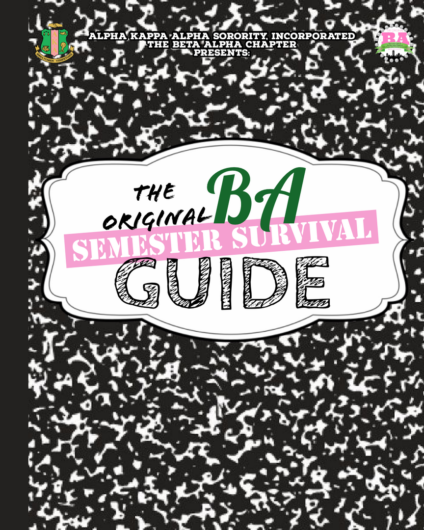 Virtual Semester Survival Guide