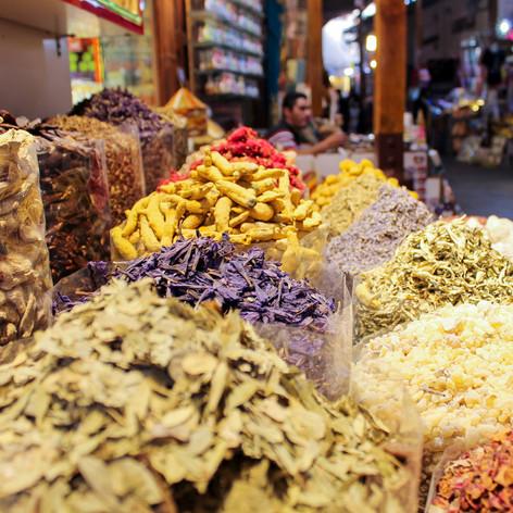 Old Deira Spice Souk