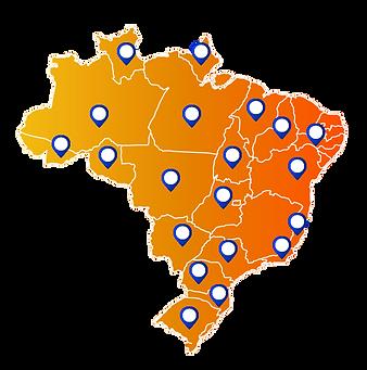 Rohnes Transportes | Cobertura em Todo o Brasil