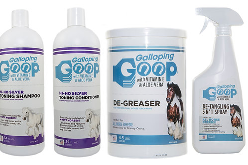Galloping Goop TONING Starter Pack 4
