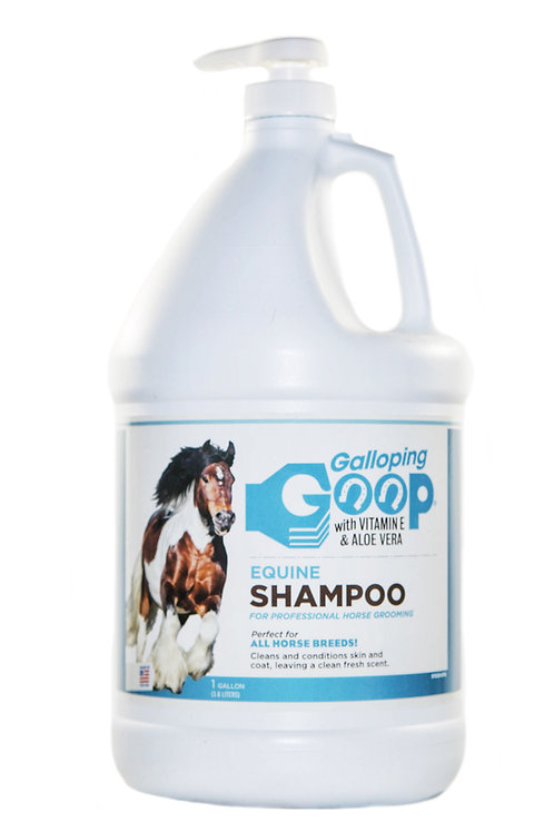 Galloping Goop 3.8L Hi Shine Shampoo