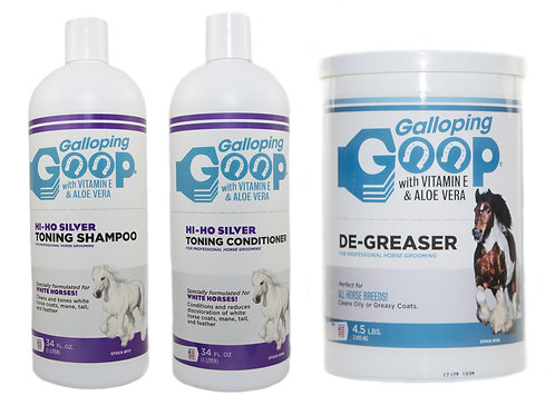 Galloping Goop TONING Starter Pack 3+