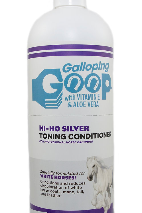 Galloping Goop Hi Ho Silver Toning Conditioner 1ltr