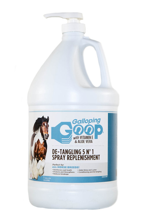 Galloping Goop 3.8L 5in1 Leave in De-Tangler