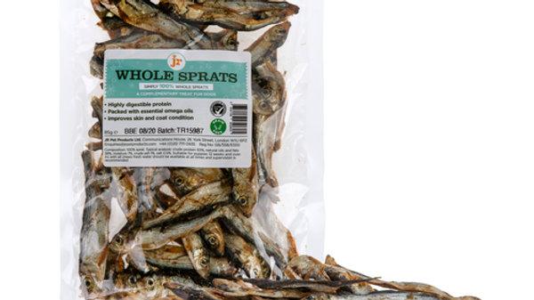 Dried Whole Baltic Sprats - 85g