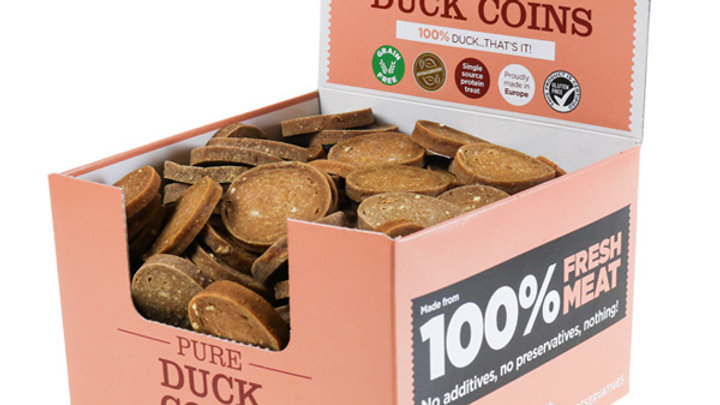 Pure Coins! - Duck
