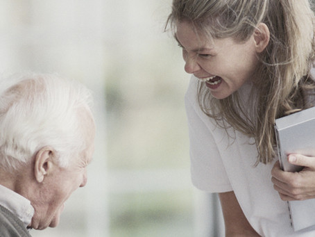 COVID-19: We Must Care for Older Adults' Mental Health