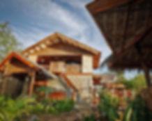 Vue extérieur, plus qu'un hébergement, Himulak Lodge offre une expérience authentique à Coron, Busuanga province de Palawan