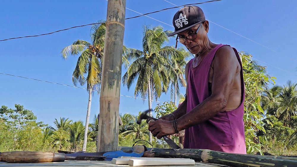 Expériences à la rencontre des  bantayaniens de l'île de Bantayan à Cebu