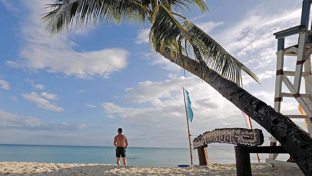 Kota beach, île de Bantayan, Cebu, Visayas