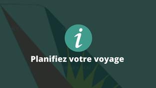 Les horaires avion et ferry en un seul et même endroit • Juin 2021