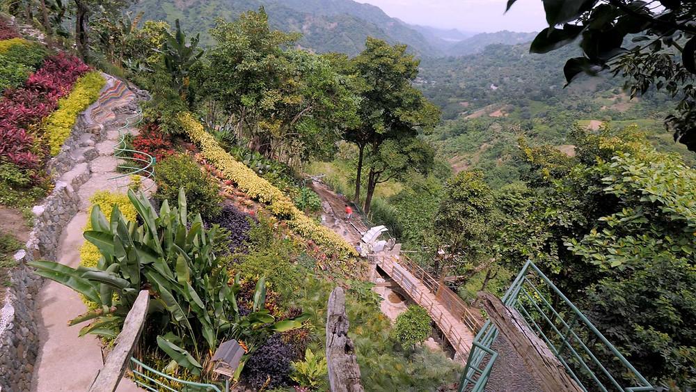 Lakeview Le jardin Cebu vue à couper le souffle: Ouiphilippines