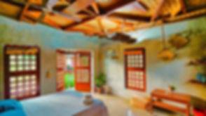 Himulak gîte Coron, Quatre chambres d'hôtes personnalisées, vue intérieure