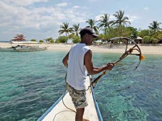 Une balade en mer à la découverte des îlots préservés de North Cay, Debotunay et ... Chut ! les autres sont des secrets !