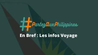 """Philippines (mars 2021) • """"Voyage""""… ou pas, voilà la question ?"""