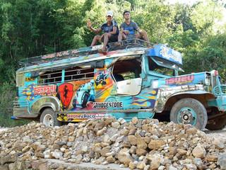 Une virée en Jeepney, l'autre visage de la province de Palawan