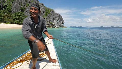 L'Aventure Ultime Dans Les Îles est une expédition en bateau à Coron-Busuanga