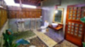 Himulak Lodge, Coron Photo: salle d'eau plein air