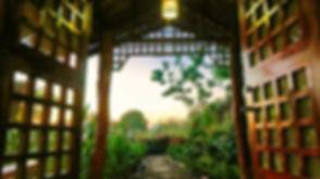 Himulak Lodge, Coron Photo: Une vue magnifique jardin Tropical