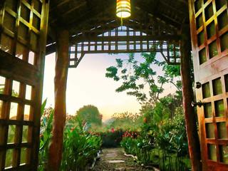 Une petite adresse qui privilégie intimité et proximité avec la nature