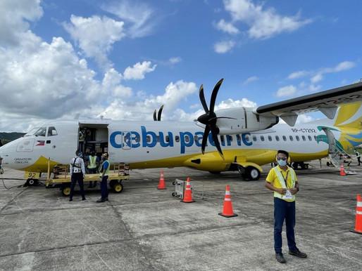 Philippines Airlines, Cebu Pacific  ... Envol pour un non remboursement