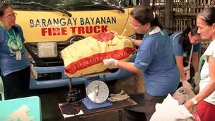 Eco-Philippines : Du plastic contre du riz