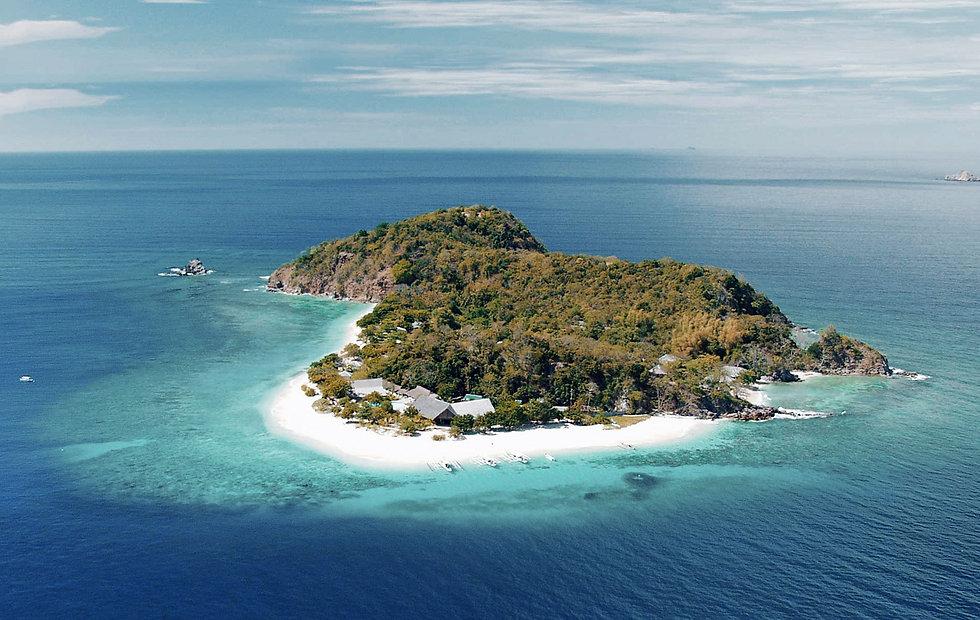 Balade à pied dans l'une des plus belles îles de la planète, Busuanga !
