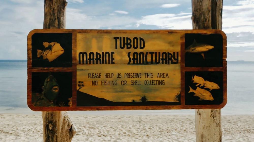 Tubod Sanctuaire Marin, San Juan, île de Siquijor