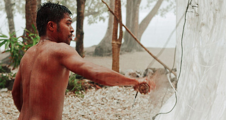 Palawan :  Juillet-Septembre, la saison des pluies arrive