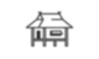 icone, balay kubo, hotel himulak coron - busuanga