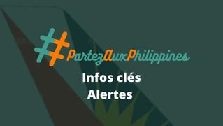 Voyage … ou pas, voilà la question ? • Philippines Réactualisé mai 2021