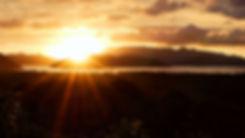 Malbato pour admirer un beau coucher de soleil dans la baie de Coron