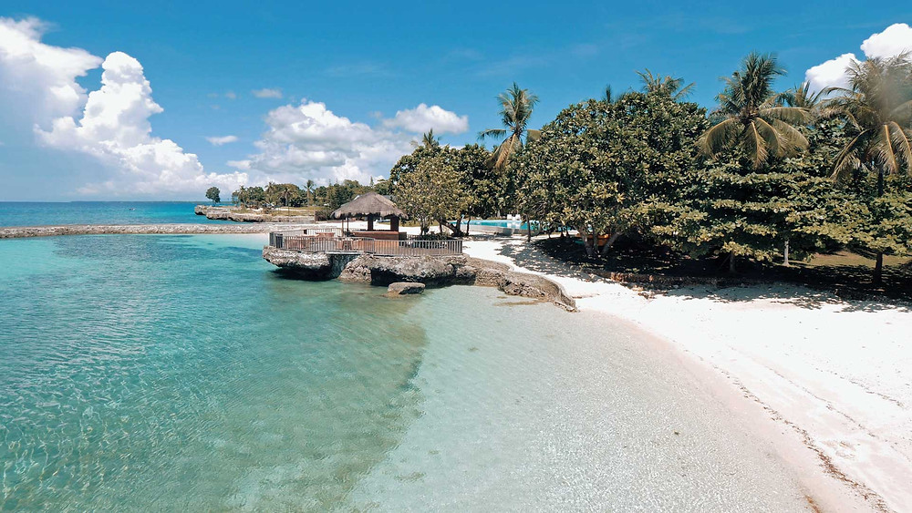 Mangodlong Beach, Camotes Isaland, 2021, Plage, soleil, sable blanc