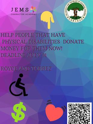 [Fundraising Poster] RL June Week 2 T&R.