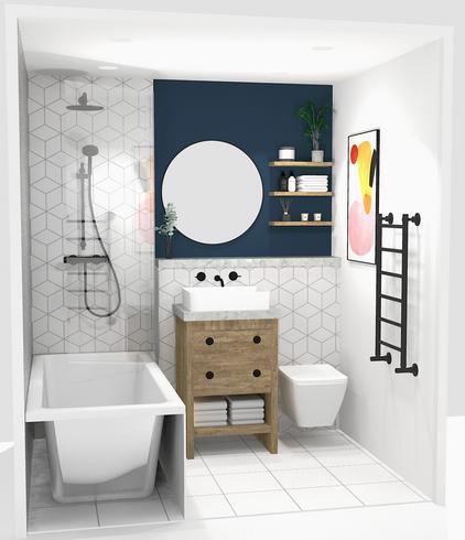 Bathroom Angle View