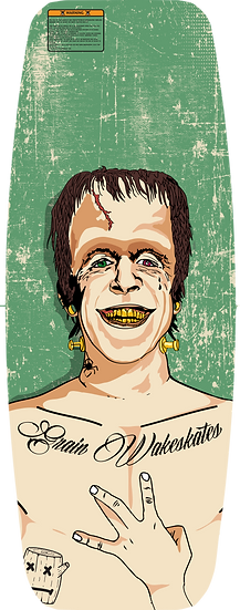 40.5 G Frankenstein