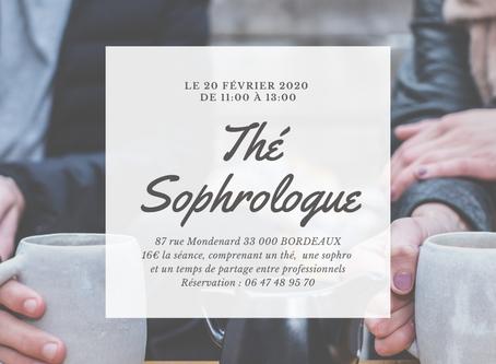 Thé Sophrologue !
