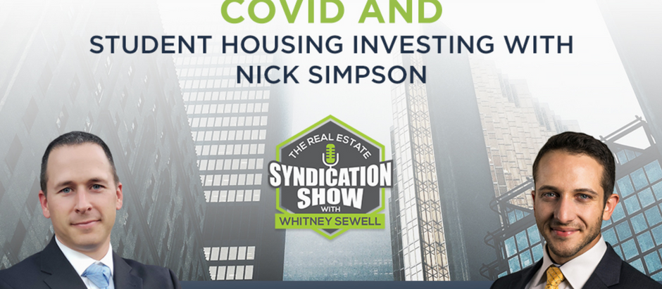 Nick Talks with The Real Estate Syndication Show