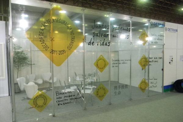 Adesivo Transparente