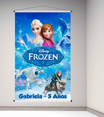 Banner para Festas