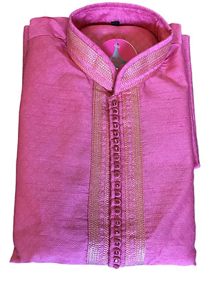 Beautiful Pink Kurta Set