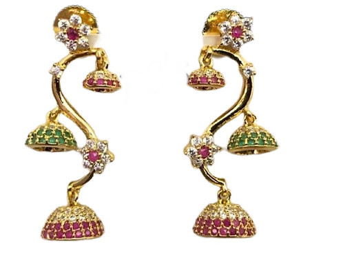 Charming Jhumka Earring