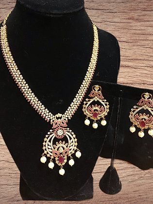 Haram Necklace Set