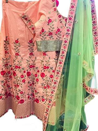 Gorgeous Lehanga Choli in 3xl